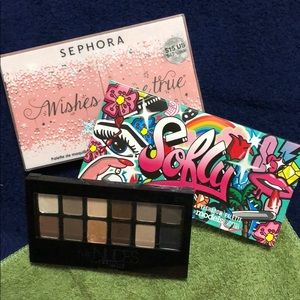 3 piece eyeshadow bundle